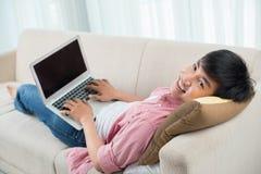 działanie laptopa obrazy royalty free