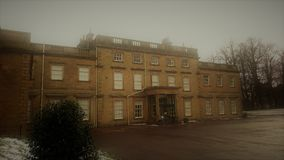 Działo Hall Barnsley Yorkshire Zjednoczone Królestwo Obrazy Royalty Free