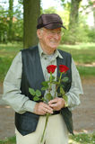 dziadek Zdjęcie Stock