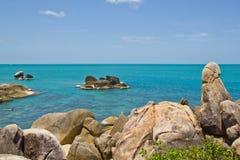 dziadek koh skały samui Thailand Zdjęcie Stock
