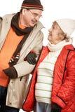 dziadkowie Fotografia Stock