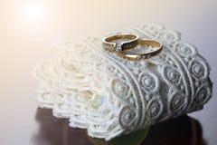 Dzicy bukietów pierścionki Obrazy Royalty Free
