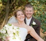 dzień ślub Zdjęcie Stock