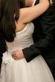 dzień ślubu Zdjęcia Stock