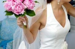 dzień ślubu Zdjęcie Stock