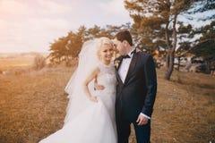 Dzień ślubu HD Zdjęcie Royalty Free