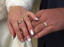 Poślubiać Zdjęcia Stock