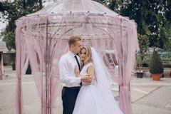 Dzień ślubu w Odessa Zdjęcia Stock