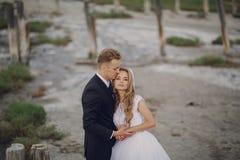 Dzień ślubu w Odessa Obrazy Stock