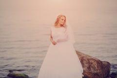 Dzień ślubu w Odessa Zdjęcia Royalty Free