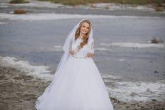 Dzień ślubu w Odessa Obraz Stock