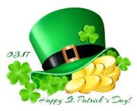 dzień świętego Patricka Zdjęcia Stock