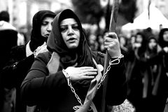 Dzień Ashura w Istanbuł Fotografia Stock