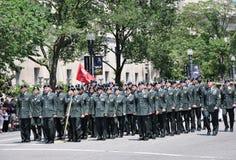 dzień dc pamiątkowa parada Washington Obraz Stock
