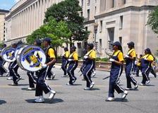 dzień dc pamiątkowa parada Washington Obraz Royalty Free