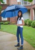 dzień deszcz zdjęcia royalty free