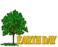 dzień grafiki ziemi ilustracja wektor