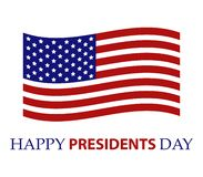 dzień ikon prezydent ustawiający ilustracji