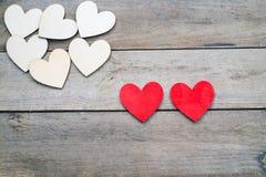 dzień ilustracyjni valentines miłości Fotografia Stock
