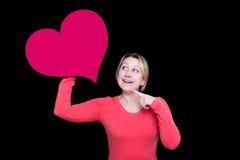dzień ilustracyjni valentines miłości Zdjęcia Stock