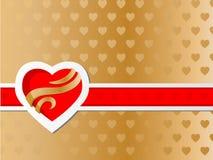 dzień karciany valentine Zdjęcie Royalty Free