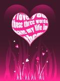 dzień karciany valentine s ilustracji