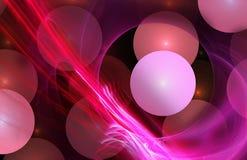 dzień kwitnie fractal szczęśliwego kierowego wizerunku s valentine Obraz Stock
