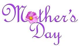dzień matki głowy grafiki s Zdjęcia Royalty Free