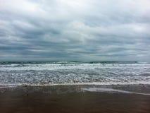 dzień na plaży Zdjęcie Royalty Free