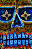 Dzień Nieżywa świętowanie czaszka Obrazy Stock