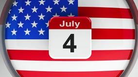 Dzień Niepodległości 3 royalty ilustracja