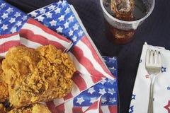 dzień niepodległości piknik Fotografia Stock