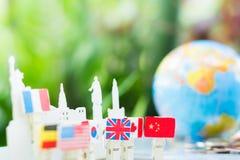 Dzień Niepodległości, ziemski dzień i związku pojęcie, Zdjęcie Stock