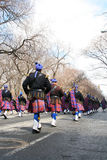 dzień nowego jorku parady jest święty Patrick Fotografia Royalty Free