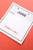 dzień ojcowie obrazy stock