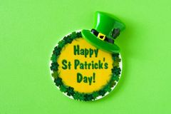 dzień Patrick st symbole obrazy royalty free