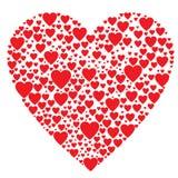dzień s świętego valentine Obrazy Stock