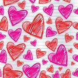 dzień s świętego valentine Zdjęcia Royalty Free