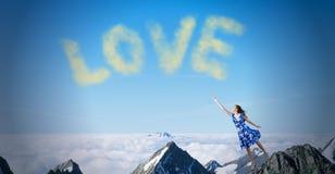 dzień serc ilustracja odizolowywał miłości romansowego s valentine biel Obrazy Stock