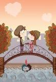 dzień valentine royalty ilustracja