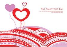 dzień valentine s ilustracja wektor