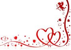 dzień valentines royalty ilustracja