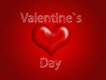dzień valentines s Obraz Royalty Free