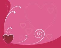 dzień 10 valentines Ilustracja Wektor