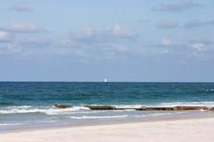 dzień beachy Zdjęcie Royalty Free
