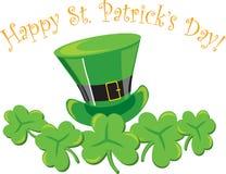 dzień dekoraci Patrick st Zdjęcia Royalty Free