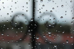 dzień 2 deszcz Fotografia Stock