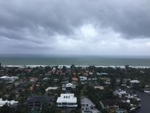 dzień deszcz Zdjęcie Royalty Free