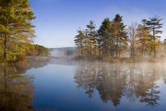 dzień dobry jesieni Obrazy Stock