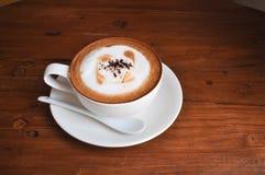 Dzień dobry kawa Zdjęcia Royalty Free
